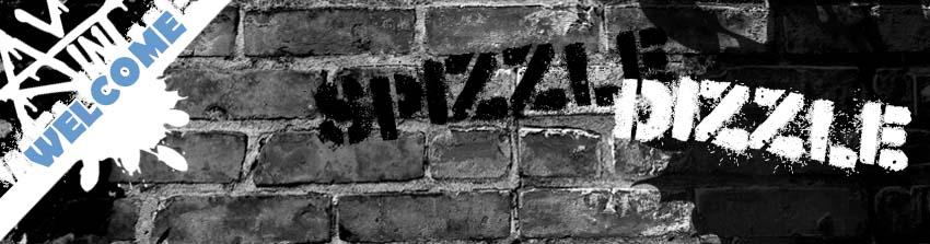 Spizzle Dizzle SpizzleDizzle.com - Official banner image