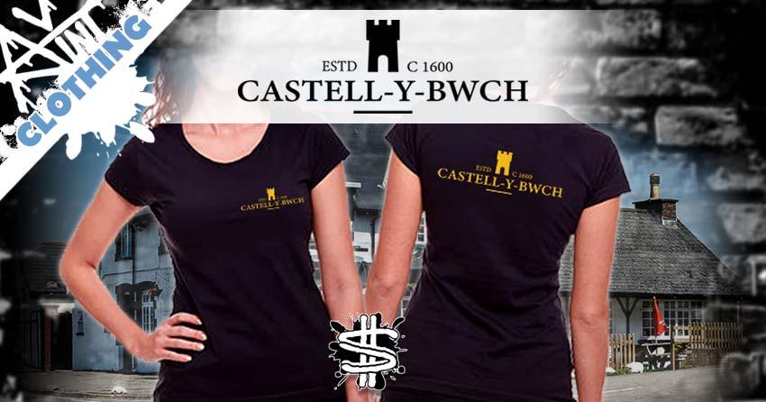 The Castell-Y-Bwch Inn Staff Clothing banner image