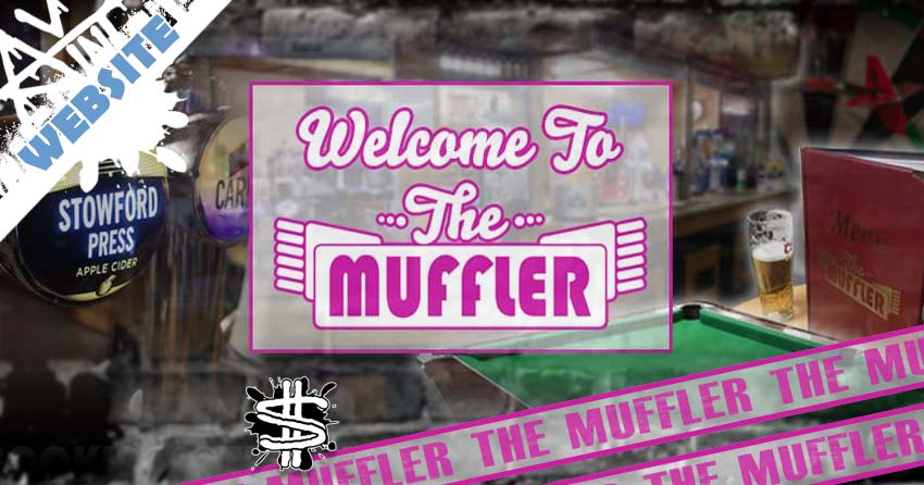 The Muffler Website & Applications banner image