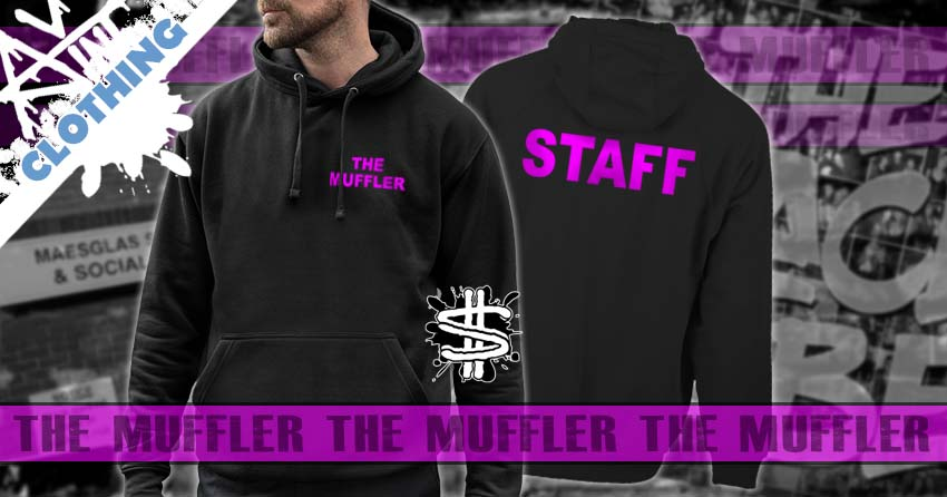The Muffler Staff Clothing banner image