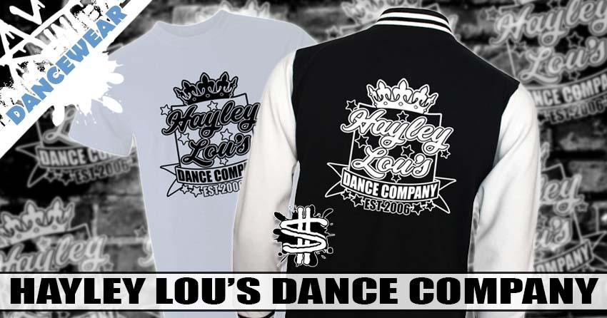 Hayley Lous Dance Company Dancewear banner image