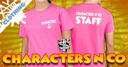 Characters N Co Staff Clothing Portfolio Article Image