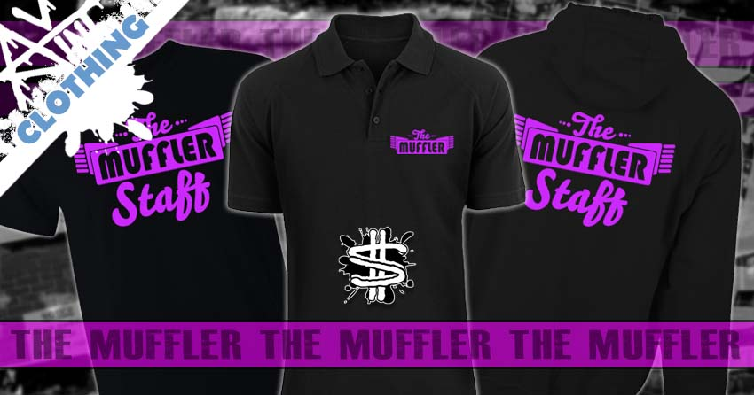 The Muffler Branded Workwear banner image