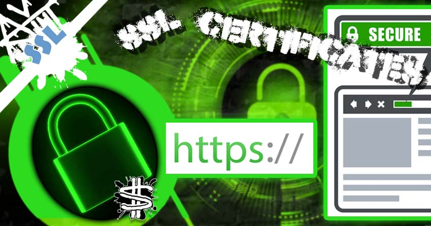 SSL Certificates banner image